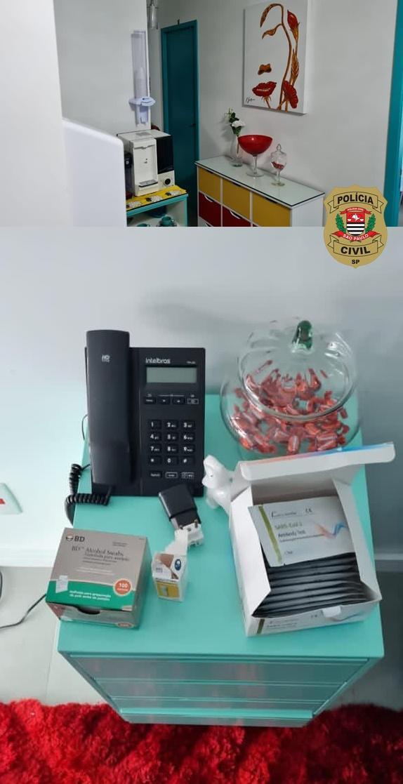 Polícia Civil fecha laboratório no Tatuapé que emitia falsos testes para Covid 19