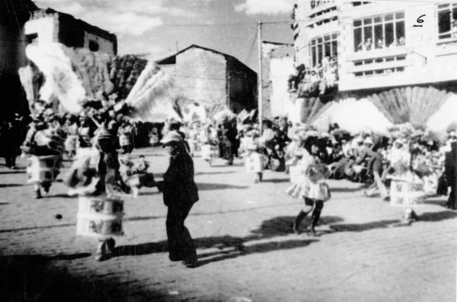 A MORENADA 100% boliviana - história