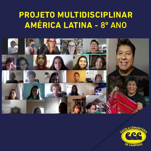 A cultura boliviana tem destaque estrategico na rede educativa em SP